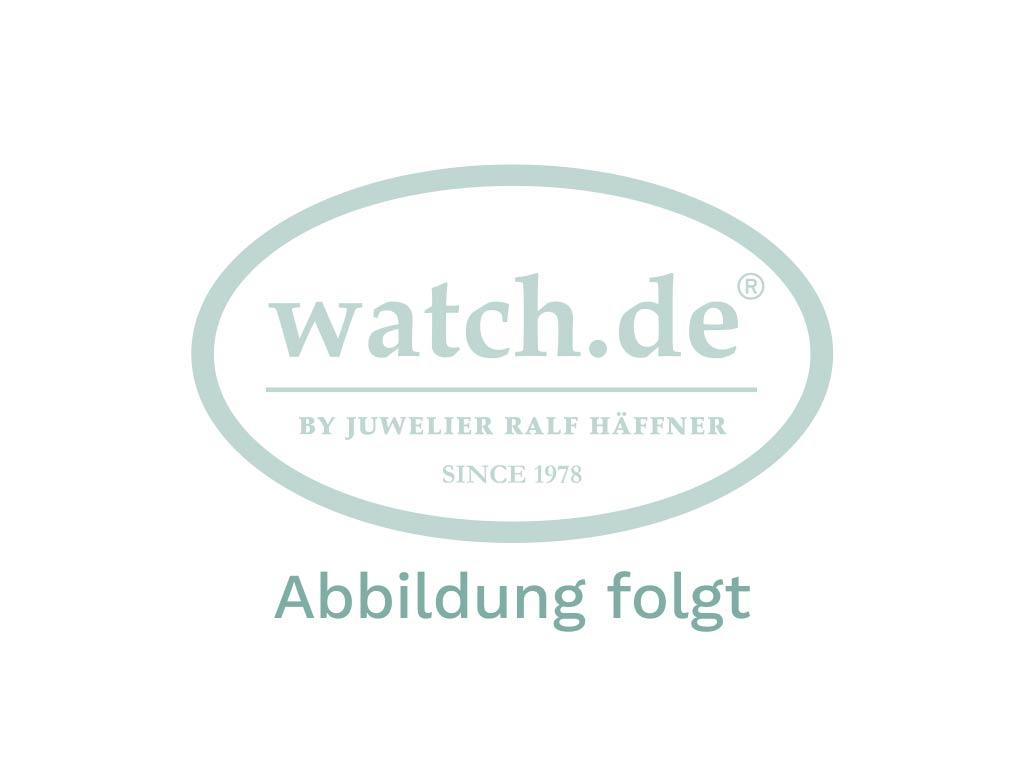 Jean Richard Chronoscope Stahl Automatik Chronograph Armband Leder Faltschließe 43mm Vintage Bj.2012 orig.Pap. wie Neu