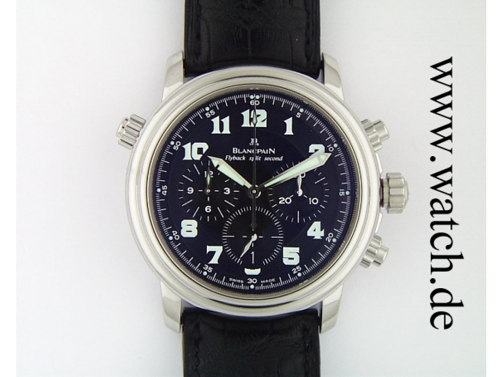 Chronograph Flyback Rattrapante
