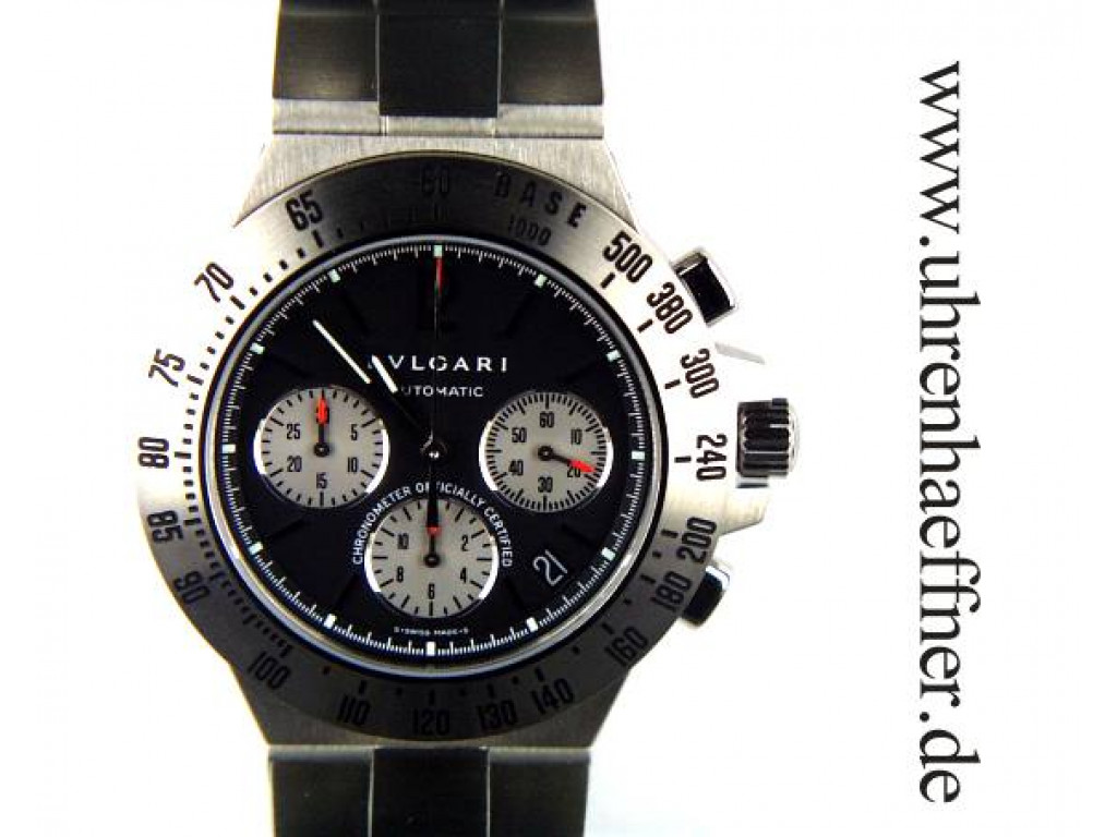 Diagono Prof. Tachymeter Chronograph