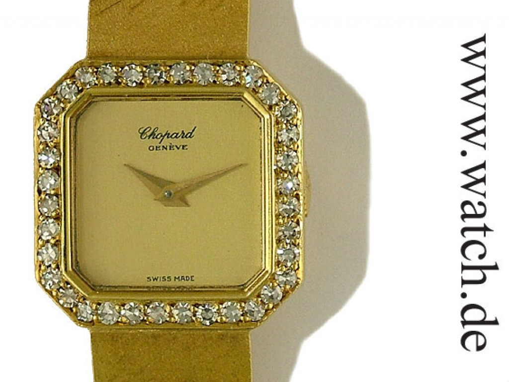 Classique Diamond Handaufzug