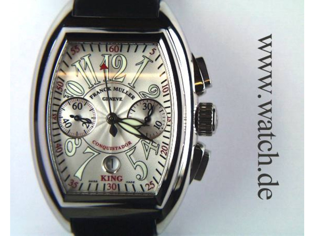 Conguistador Chronograph King