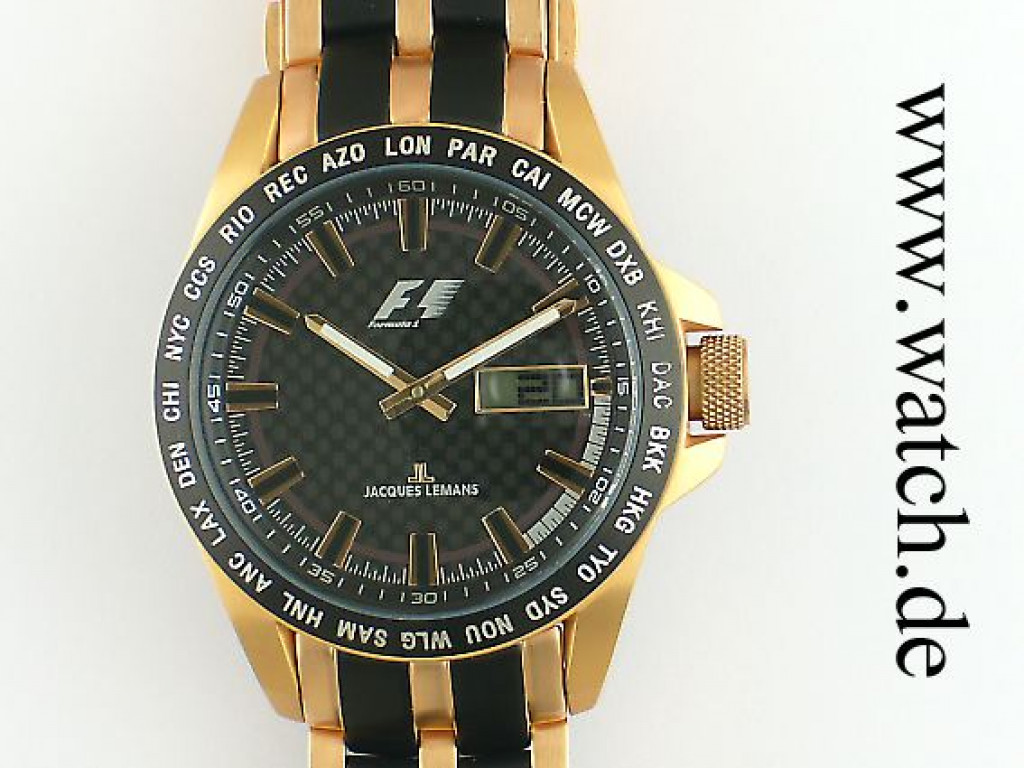 Formula 1 Worldtimer