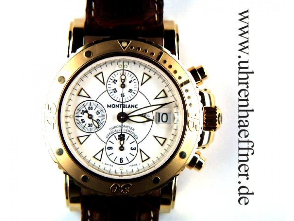 Sport Gold Collection Chronograph