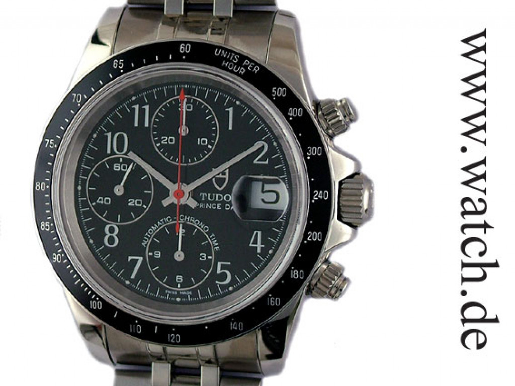 Prince Date Automatic Chronograph