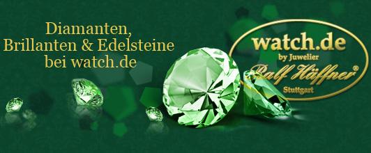 Diamanten, Brillanten & Edelsteine als Kapitalanlage